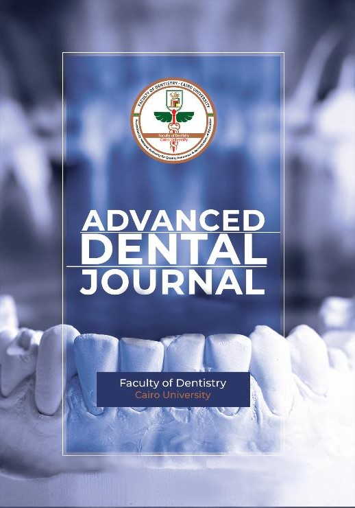 Advanced Dental Journal